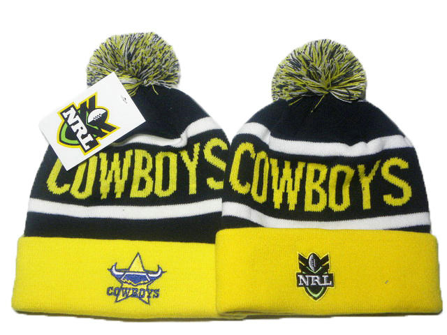 NRL North Queensland Cowboys Beanie DD